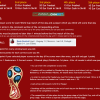 Join the Betdistrict World Cup predictor competition on facebook with 150 Eur in prizes