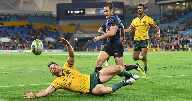 Argentina Australia rugby championship betting preview