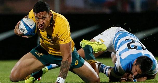 Australia Argentina Rugby Championship prediction