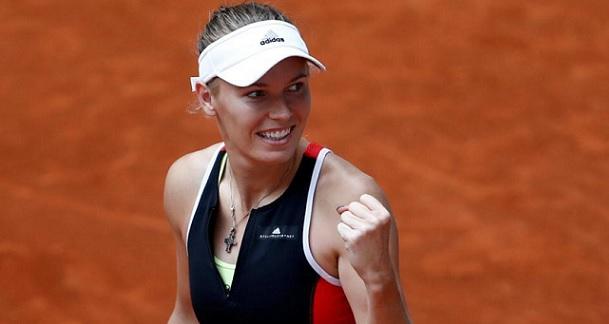 Bertens Wozniacki Madrid tips