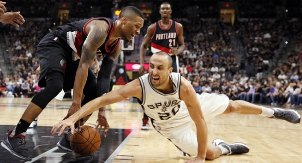 Blazers Spurs betting tips