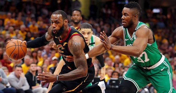 Cavs Celtics Game 3 handicapping