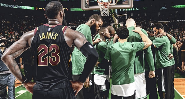 Celtics Cavaliers Game 1 handicapping