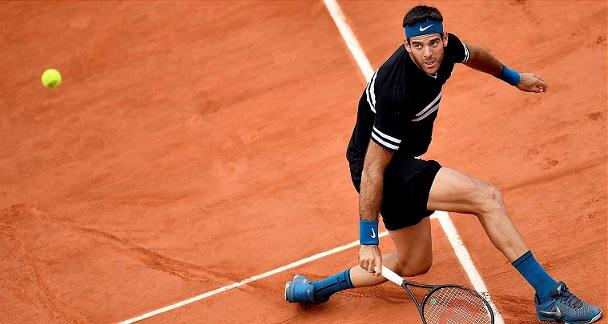 Cilic Del Potro Roland Garros prediction