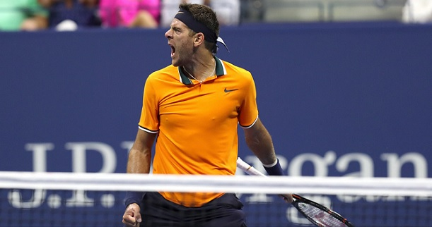 Del Potro Djokovic US Open final betting preview