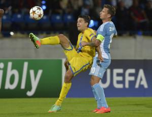 BATE 3-0 Slovan Bratislava (Play-Offs)