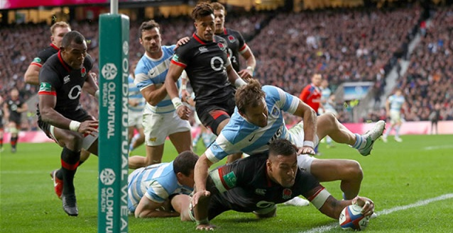 England Argentina rugby world cup betting preview
