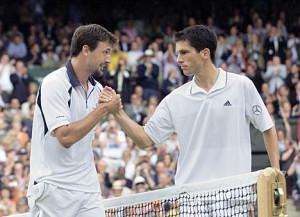 Henman - Ivanisevic Wimbledon 2001