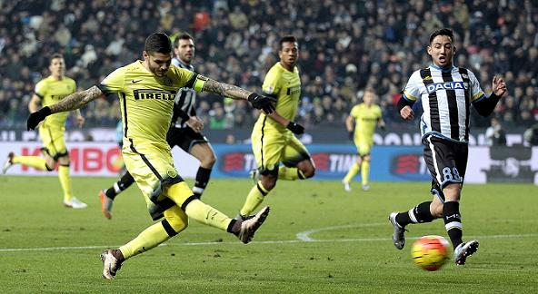 Inter - Udinese betting preview 23 April   Betdistrict.com
