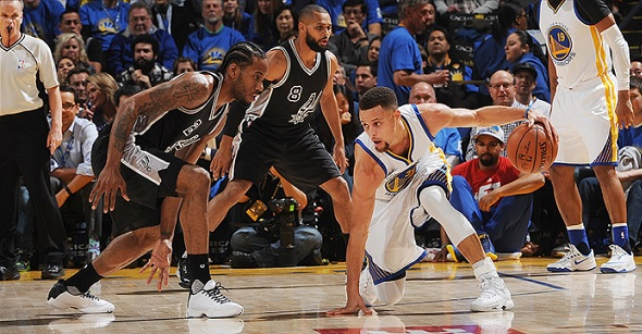 Golden State Warriors San Antonio Spurs Game 1 preview