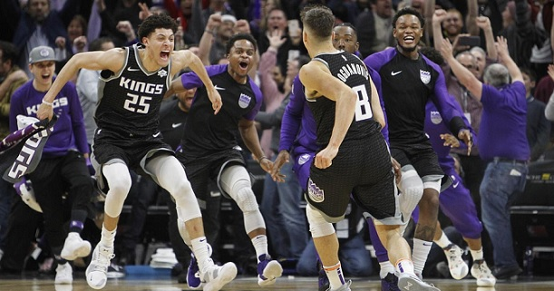 Kings Pistons handicapping