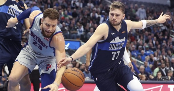 Pistons Mavs handicapping