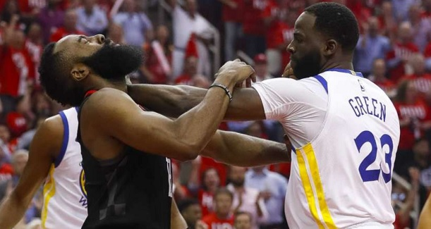 Rockets Warriors Game 2 handicapping