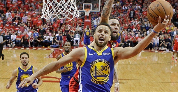 Rockets Warriors Game 4 handicapping