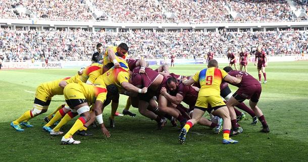 Romania Georgia rugby prediction