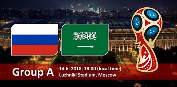 Russia Saudi Arabia World Cup prediction