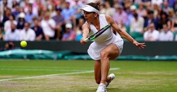 Svitolina Halep Wimbledon prediction