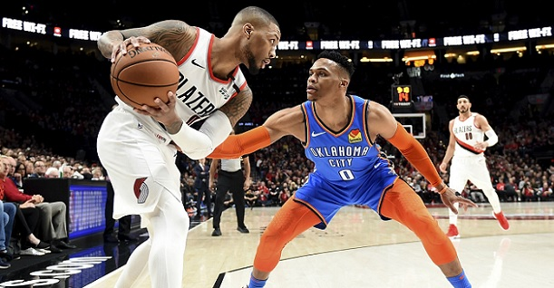 Thunder Blazers Game 3 handicapping