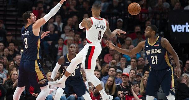 Trailblazers Pelicans betting preview