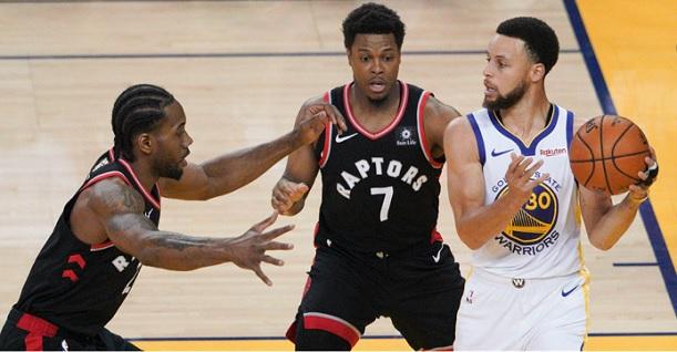 Warriors Raptors Game 4 finals handicapping
