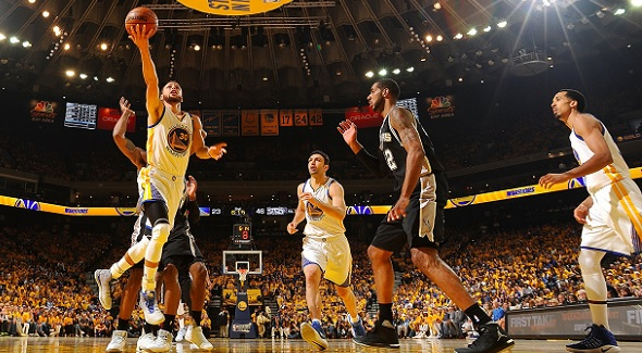 Warriors Spurs Game 2 betting preview