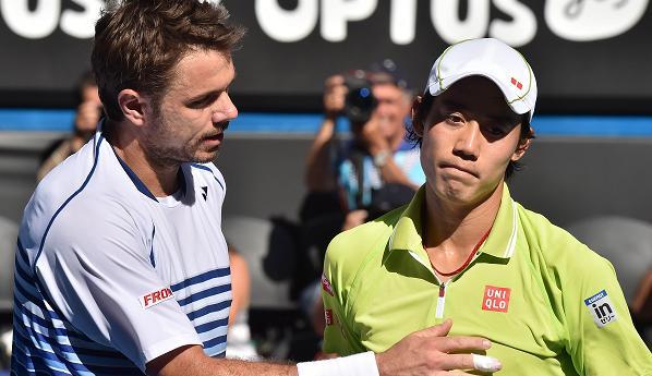 Stan Wawrinka - Kei Nishikori betting preview 9 September | Betdistrict.com