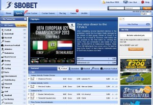 Sbobet bookmaker review