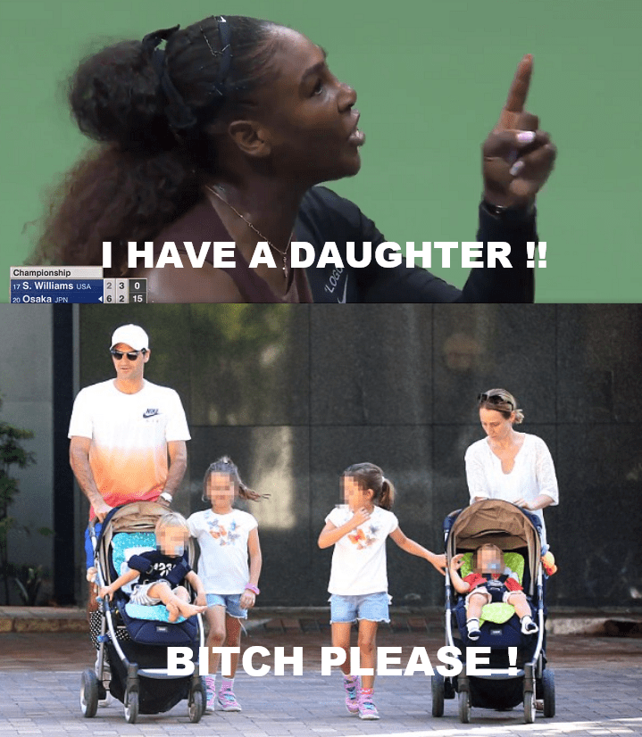 serena osaka us open i have a daughter