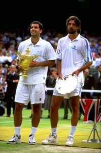 Sampras - Ivanisevic Wimbledon final 1998