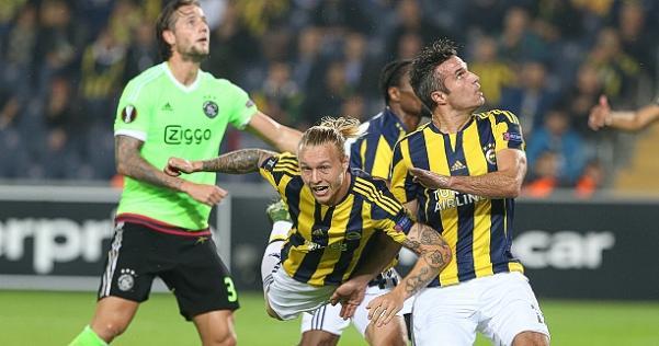 Ajax Fenerbahçe
