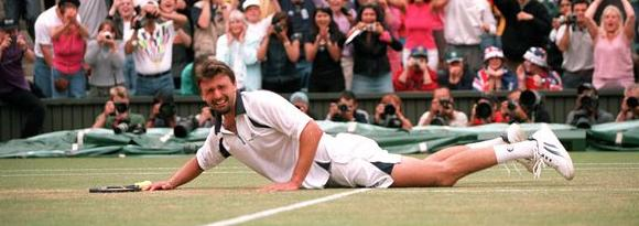 Ivanisevic Wimbledon 2001 win