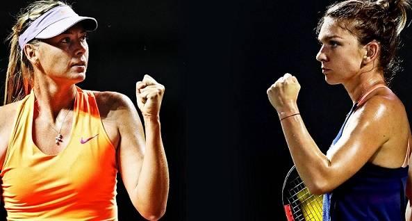 Sharapova vs halep betting preview nj sports betting bill
