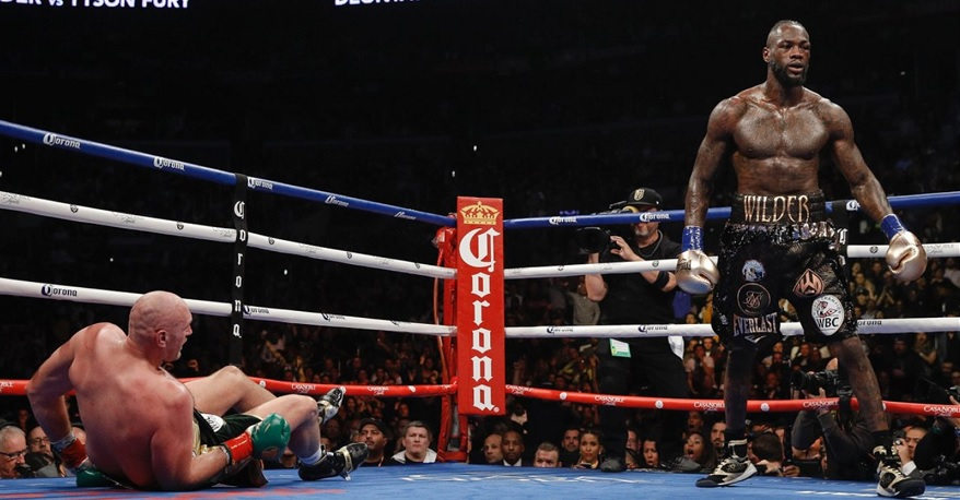 Wilder Fury rematch betting preview