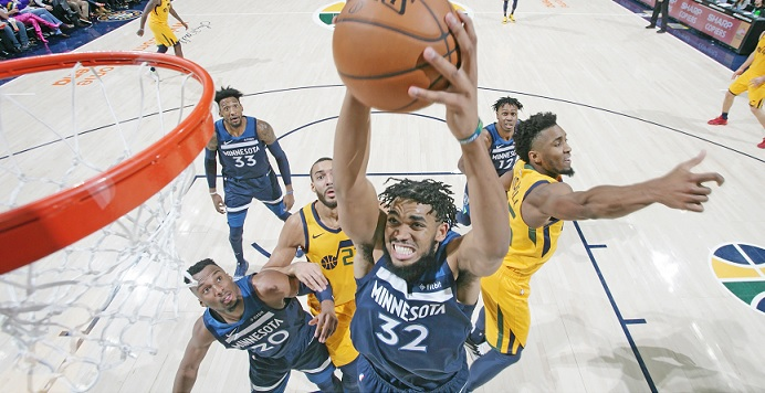 Wolves Jazz betting preview Wednesday