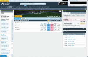 Betfair betting exchange review