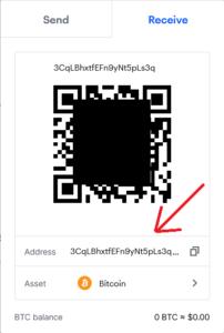 btc receive coinbase guide