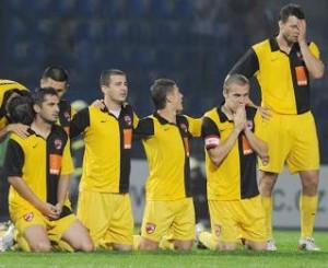 Slovan Liberec - Dinamo 0-3