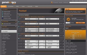 Gamebookers bookmaker review